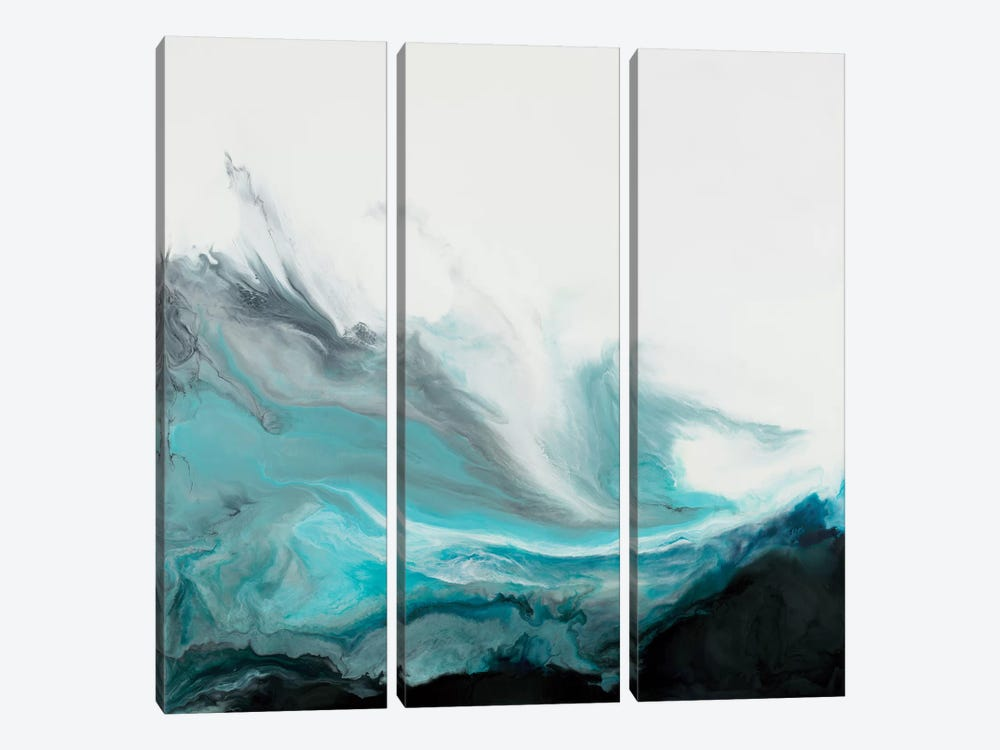 Risen by Corrie LaVelle 3-piece Canvas Print