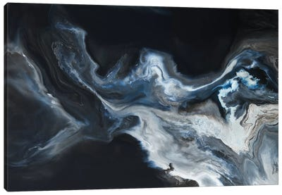 Interstellar Depths Canvas Art Print