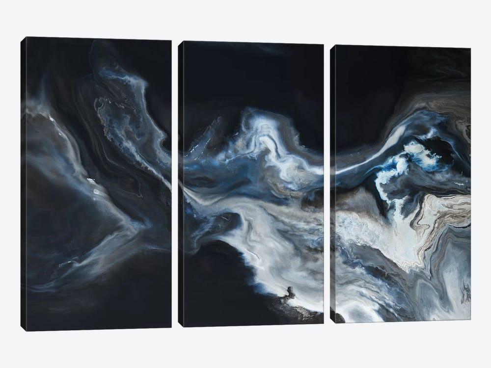 Interstellar Depths by Corrie LaVelle 3-piece Canvas Art Print
