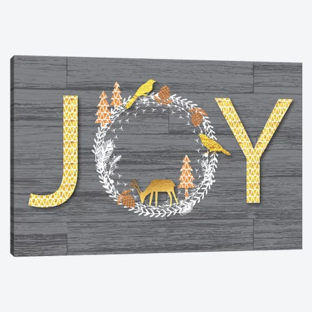 Joy Canvas Print #LBI5} by Linda Birtel Canvas Art Print
