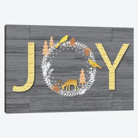 Joy Canvas Print #LBI5} by Linda Birtel Canvas Art Print
