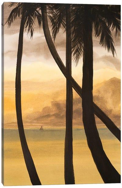Approaching Horizon I Canvas Art Print