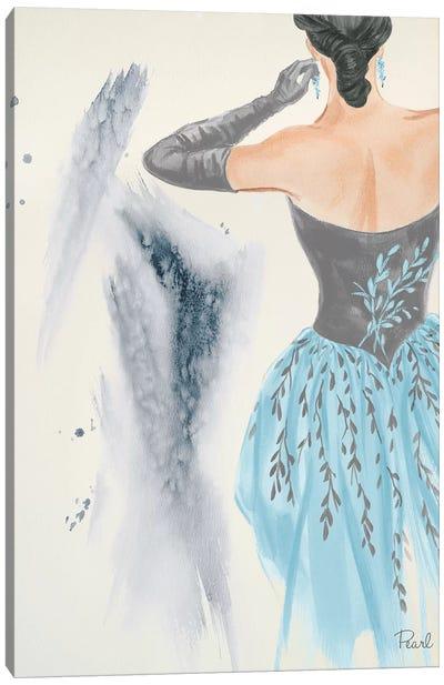 Evening In Paris I Canvas Art Print