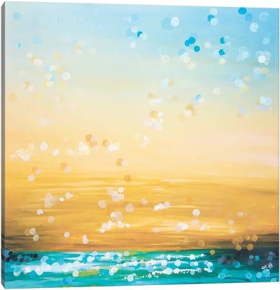 Glimmer Canvas Art Print