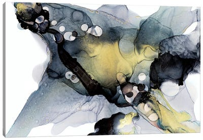 Golden Moments Canvas Art Print