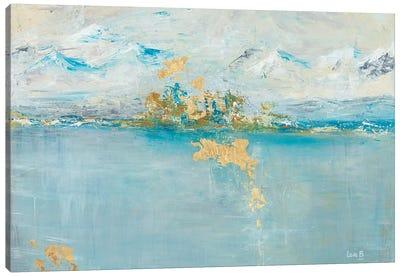 Misty Mountain Canvas Art Print