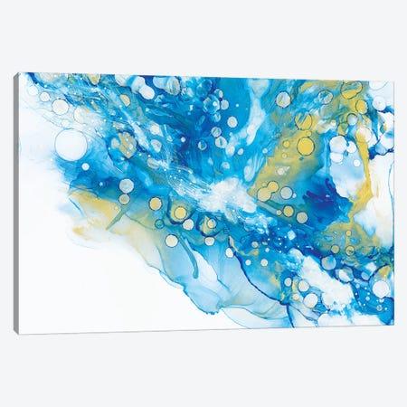 Ocean Floor Canvas Print #LBU18} by Lori Burke Art Print
