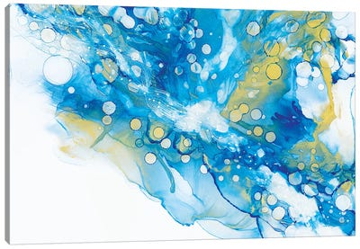 Ocean Floor Canvas Art Print