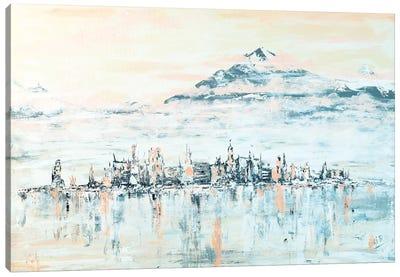 Pink Sky's Canvas Art Print