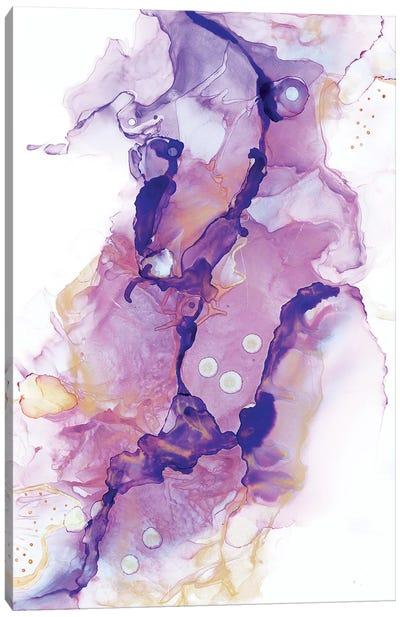 Purple Passion Canvas Art Print