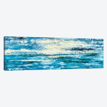 Rustic Waters Canvas Print #LBU24} by Lori Burke Canvas Art Print