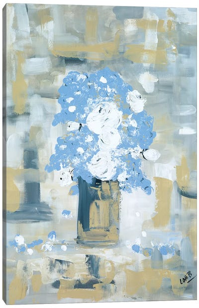 Soft Moments Canvas Art Print