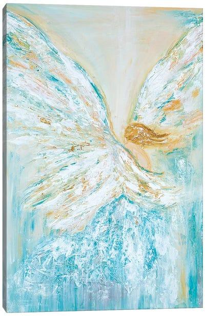 Archangel Raphael Canvas Art Print