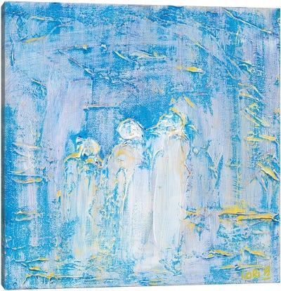 Souls Drifting Canvas Art Print