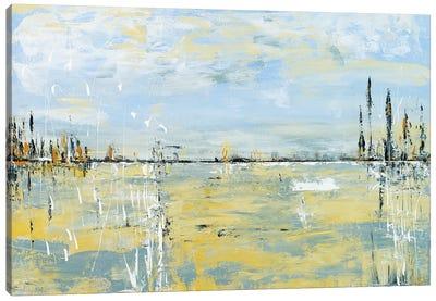 Still Waters Run Deep Canvas Art Print