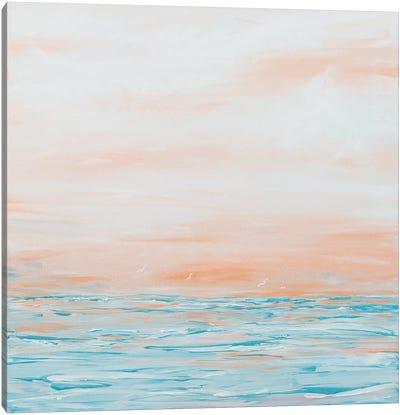 Tranquil Sky Canvas Art Print