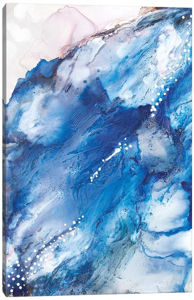 Waterworks II Canvas Art Print