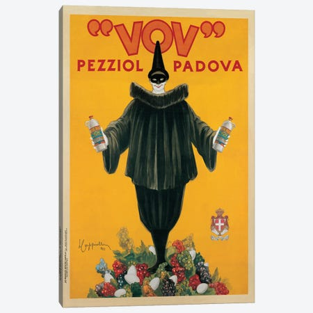Vov, 1922 Canvas Print #LCA12} by Leonetto Cappiello Canvas Art