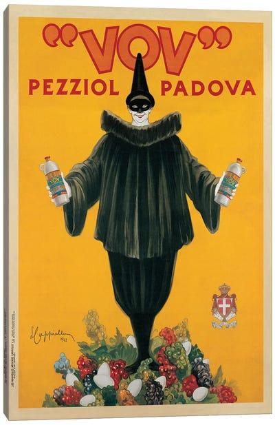 Vov, 1922 Canvas Art Print