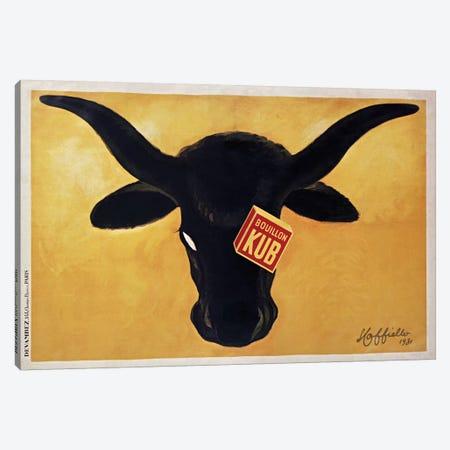 Bouillon Kub Ad, 1931 Canvas Print #LCA15} by Leonetto Cappiello Canvas Print