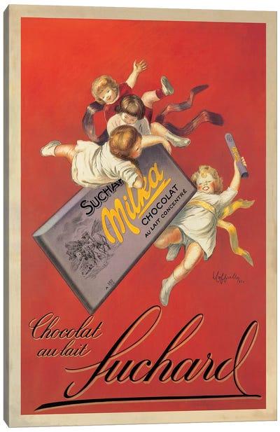 Chocolat Suchard Canvas Art Print