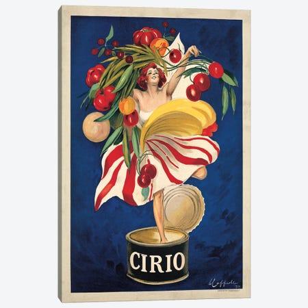 Cirio Canvas Print #LCA4} by Leonetto Cappiello Canvas Art