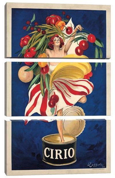 Cirio Canvas Art Print