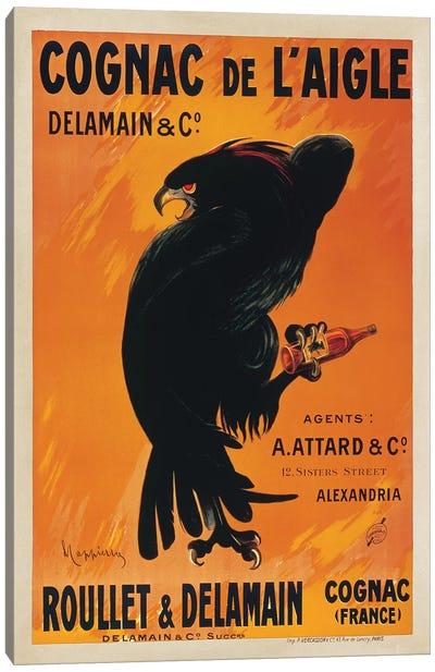 Cognac de l'Aigle Canvas Art Print