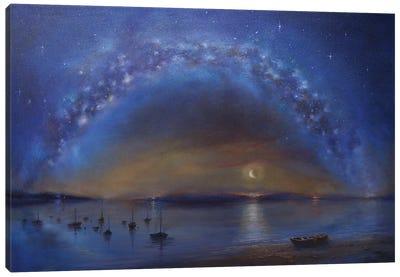 Celestial, 2016 Canvas Art Print