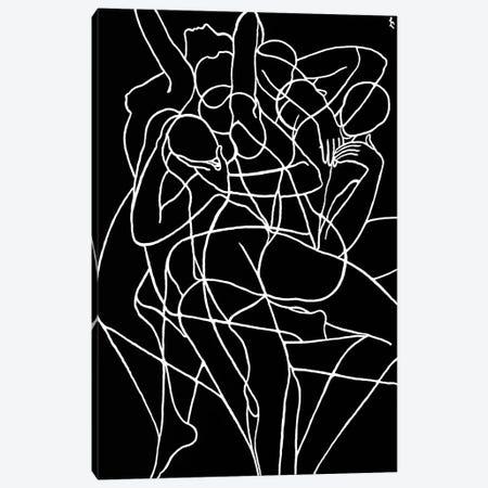 Illusion Canvas Print #LCH12} by Lia Chechelashvili Canvas Art Print