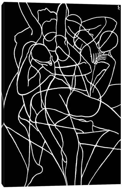 Illusion Canvas Art Print