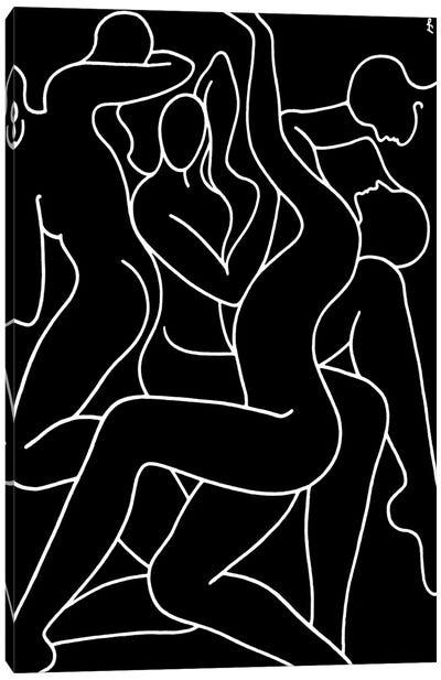 Andante Canvas Art Print