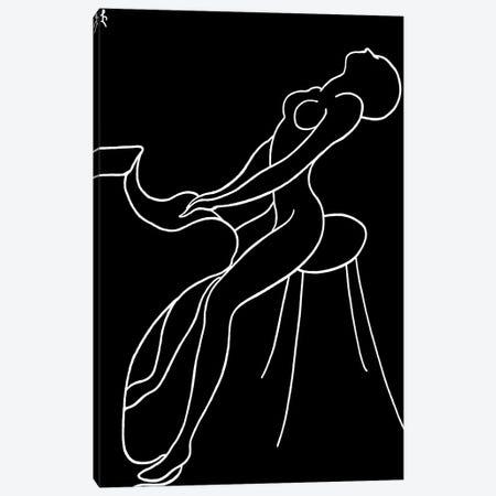 Pianist Canvas Print #LCH25} by Lia Chechelashvili Art Print