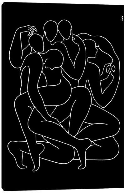 Puzzle Canvas Art Print