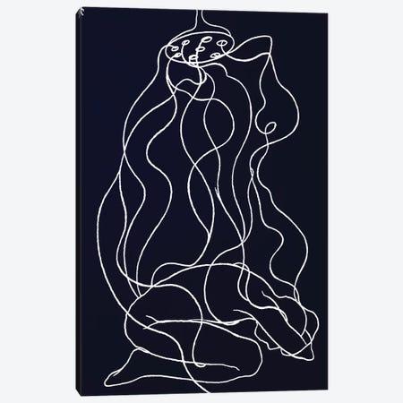 Shower Canvas Print #LCH31} by Lia Chechelashvili Canvas Print