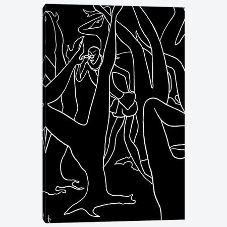 Spy Canvas Print #LCH38} by Lia Chechelashvili Canvas Print