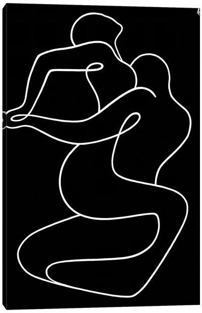 Tango Canvas Art Print