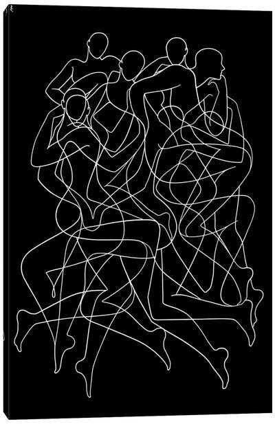 Multitude Canvas Art Print