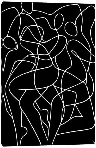 Divertimento Canvas Art Print