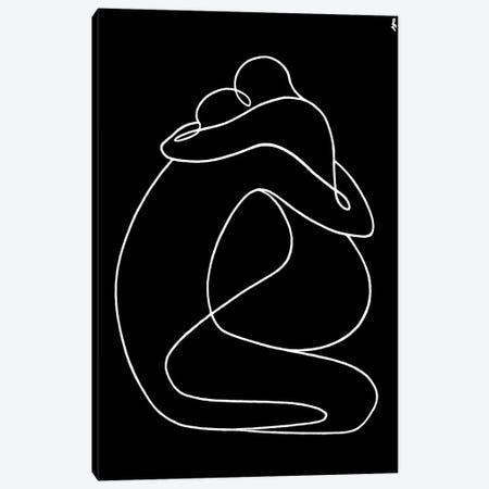 Formula Of Love Canvas Print #LCH7} by Lia Chechelashvili Canvas Art Print