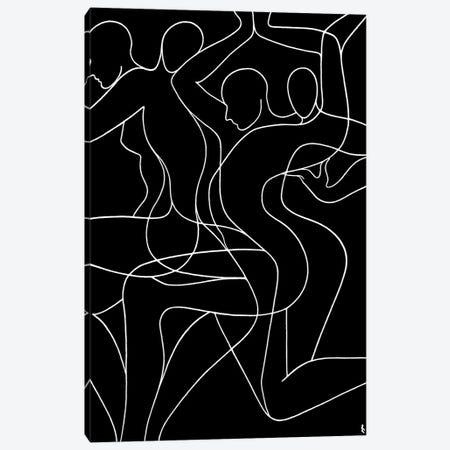 Free Dance Canvas Print #LCH9} by Lia Chechelashvili Canvas Artwork