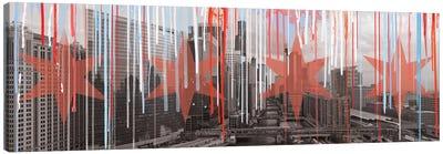 The Windy City Canvas Art Print