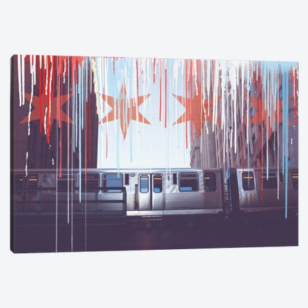 Transit In Style Canvas Print #LCL23} by 5by5collective Canvas Art