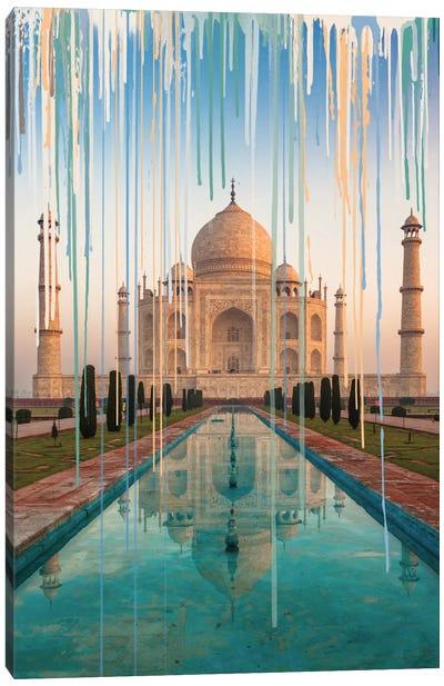 Idealistic With Capital Canvas Art Print