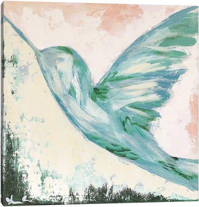 Happy Gal Canvas Art Print
