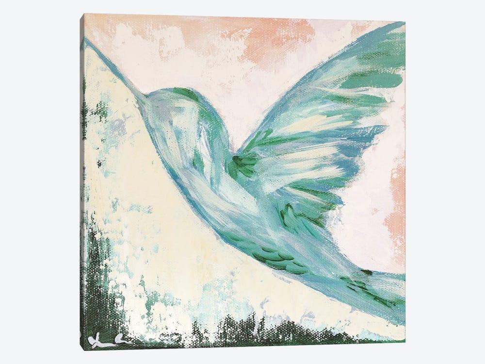Happy Gal by Lauren Combs 1-piece Canvas Art Print