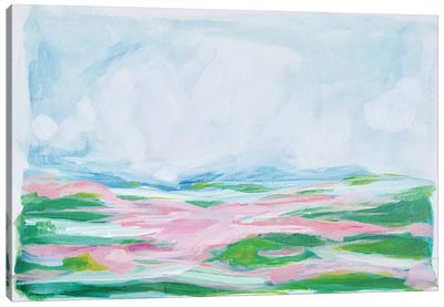 Happy Scenery Canvas Art Print