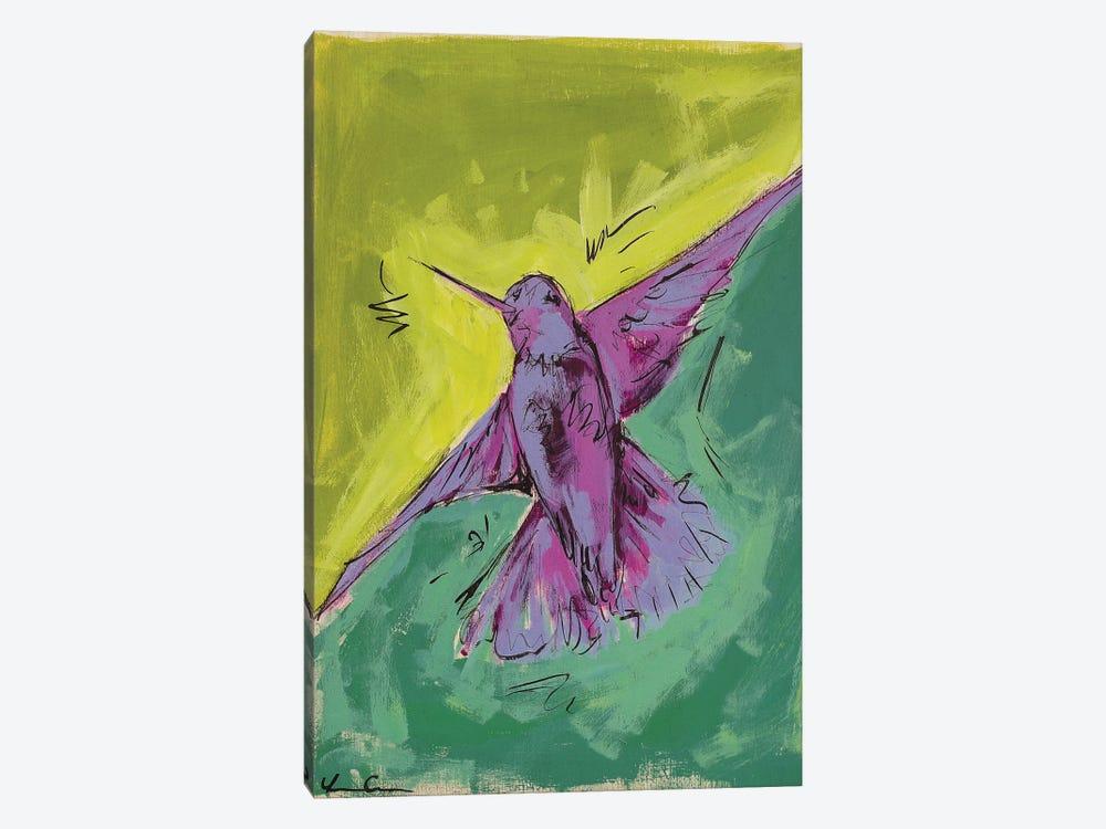 Hummingbird Love II by Lauren Combs 1-piece Art Print