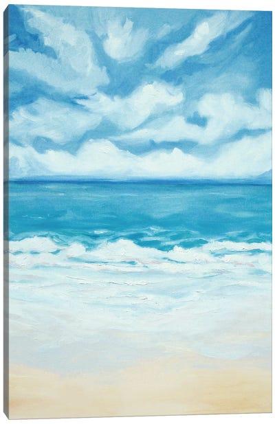 Beach Views Canvas Art Print