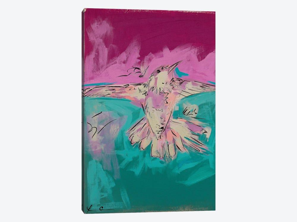 Hummingbird Pride II by Lauren Combs 1-piece Canvas Art